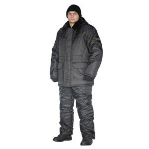 Зимняя форма охранника